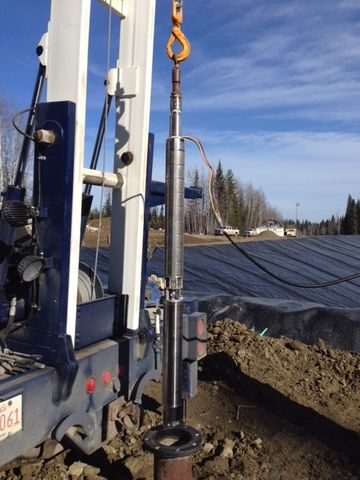 Husky Ansell water storage project.